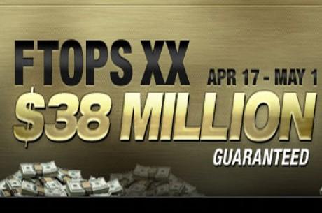 Full Tilt Poker presenta el calendario de las FTOPS XX