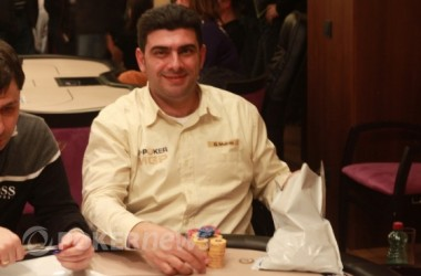 European Poker Tour Snowfest Day 3: Maisto Leads the Remaining 24