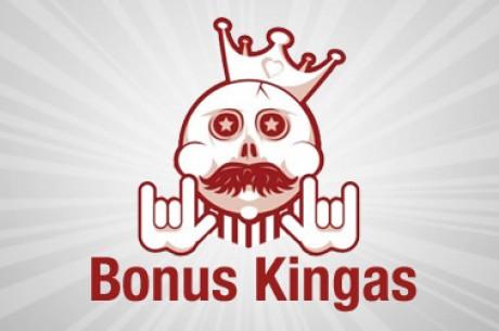 Bonus Kingas: Rush pokerio narkotikai ir pirmasis bankrollo papildymas iš nemokamo turnyro