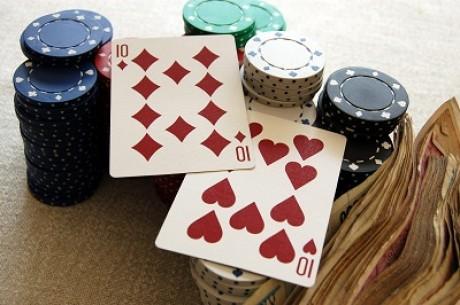 Pokerová poradna, Handa #1: All-in s overpárem na bezpečném boardu?