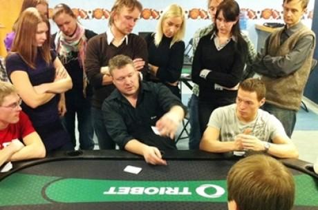 Triobet alustas pokkeridiilerite koolitamist