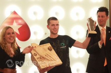 European Poker Tour Snowfest Day 5: Vladimir Geshkenbein Derails the Belgian Party