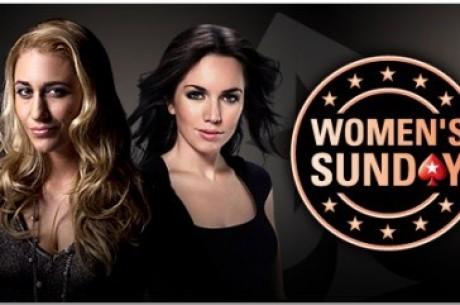 Women's Sunday дебютира в PokerStars