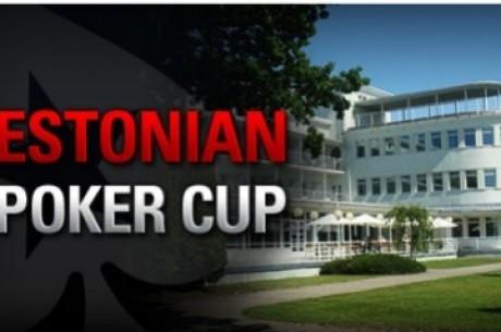 Homme toimub PokerStarsis Eesti Pokkerikarika supersatelliit