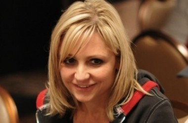 All-in na Draw sa Jennifer Harman