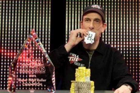 Erik Seidel želi $100,000 Event na World Series Of Poker