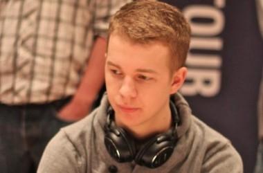 Jacob Carlsson bäste svensk inför WPT Bratislava dag 2