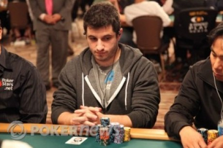 Situace na High Stakes: Galfond vs. Hansen