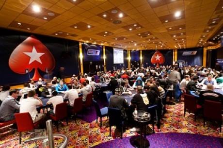 Día 1B de Estrellas Poker Tour de Málaga