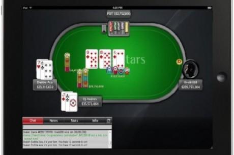 Slik spiller du poker på din iPad