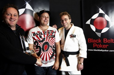 Peter Wigglesworth Wins Black Belt Poker Live II