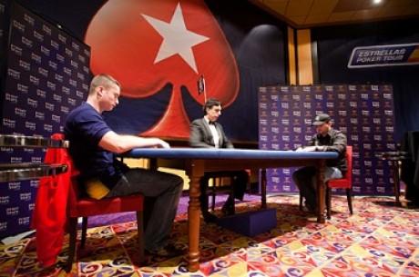 Antonio Diéguez se proclama campeón del Estrellas Poker Tour