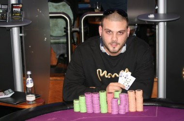 Adam Daniel Wins Monthly DTD DeepStack