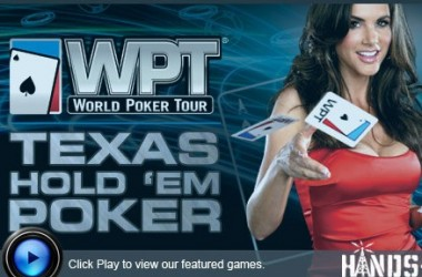 World Poker Tour® Hold 'Em Showdown на вашия iPhone