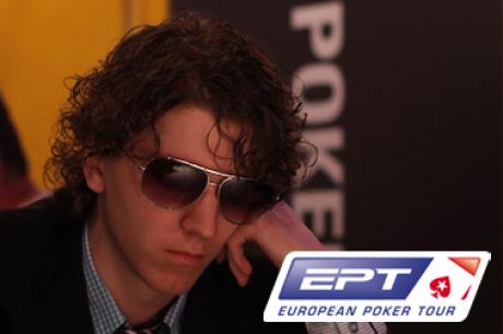 [EPT Berlijn] Sander Berndsen chipleader van het toernooi!