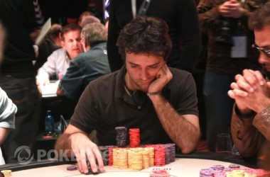 European Poker Tour Berlin Day 2: Soulier Food - Fabrice Leads Going into Day 3