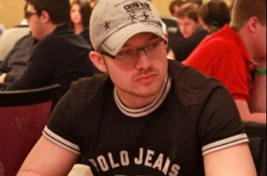 Martin Jacobson femma inför dag 3 PokerStars EPT Berlin 2011