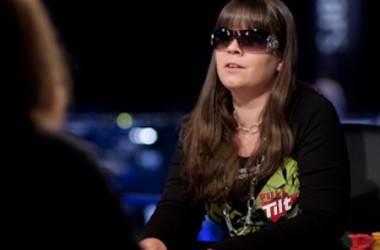 EPT Berlin: €3.200 Heads-up - Annette Obrestad stiller