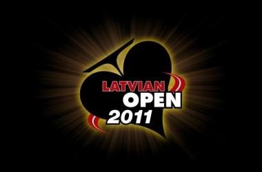 2011 Latvian Open: Pie galvenā turnīra fināla galda sēdīsies trīs pašmāju spēlētāji