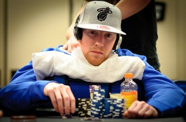 PokerStars.net NAPT Mohegan Sun Day 2: Overton Over the Field