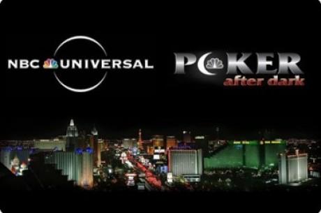 Poker After Dark之新老扑克届领军人物同台竞技