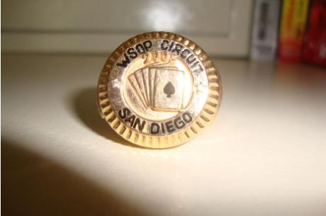 WSOP Circuit пръстен се продава на Ebay