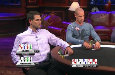 Første Afsnit Af Poker After Dark Med Omaha