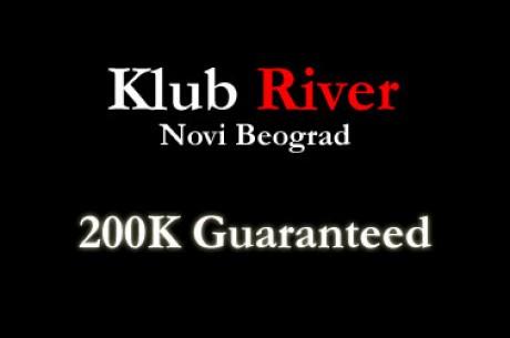 Nikola Drljača odneo 200k GTD GODIŠNJI DEEPSTACK turnir u Klubu River Novi Beograd