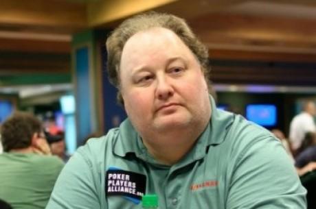 Greg Raymer na WSOP-C w St Louis o szkoleniach Fossilman i rozstaniu z PokerStars.