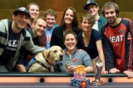 PokerStars.net NAPT: Selbst連続優勝!