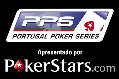 Portugal Poker Series: Fredebiel é o Chip Leader do Dia 1A