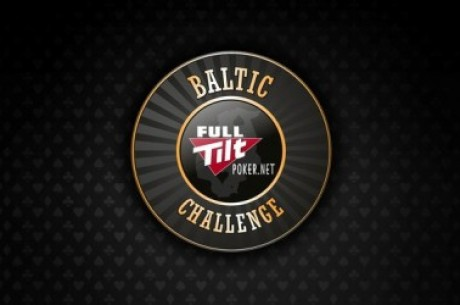 Full Tilt Poker Baltic Challenge 2 - 1. epizode