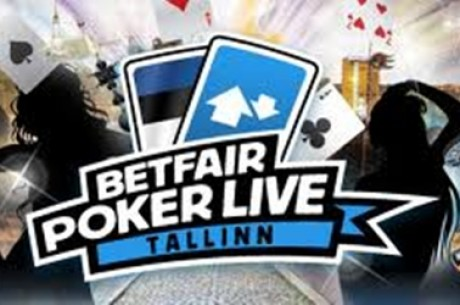 Täna algab Tallinnas Betfair Poker Live! põhiturniir