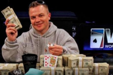 World Poker Tour Hollywood Poker 5. nap: Scarborough nyerte a címet