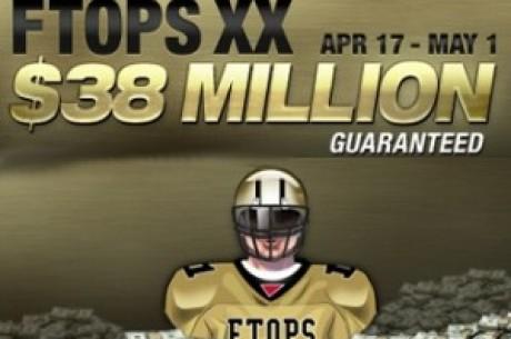 38 millió dollárt garantál a holnap kezdődő az FTOPS XX!