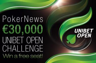 Īpašā nedēļas nogale Unibet Poker istabā