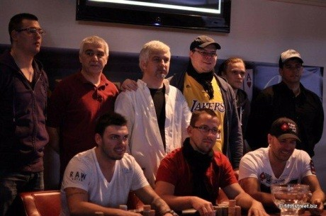Thomas Luther gewinnt die Austrian Deepstack Championship