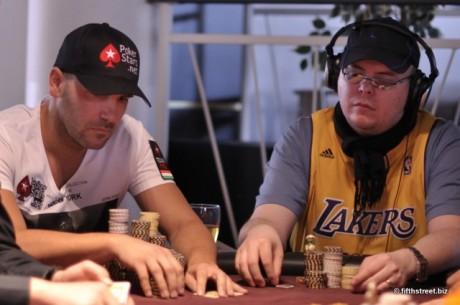 Tóth Ricsi 8. lett Bécsben az Austrian Deepstack Poker Championshipen
