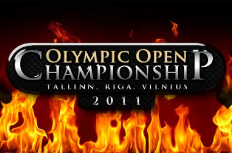 Tulekul on Olympic Open Championship