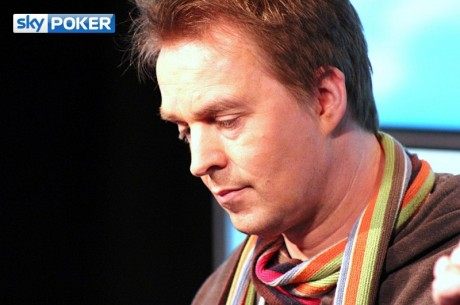 UK PokerNews Exclusive: Julian Thew Signs for Sky Poker