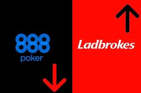 Pregovori izmedju 888 i Ladbrokes propali