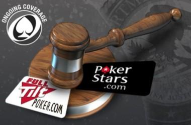 押収されたFull Tilt PokerとPokerStarsのドメインが返還された。