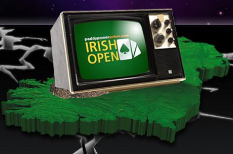 Irish Open започна днес с директно видео излъчване