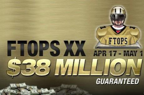 Full Tilt smanjio zagarantovani nagradni fond na FTOPS Main Event-u na $2.5 Miliona