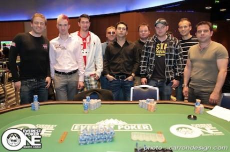 Nincs magyar az Everest Poker One döntő asztalán