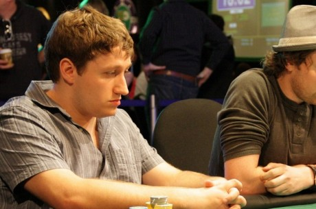 John Eames and Surinder Sunar Make Irish Open Final Table