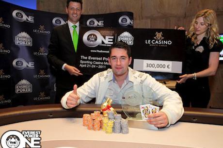 Юлиан Кабитзке чемпион Everest Poker ONE 2011