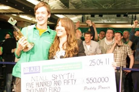 Niall Smyth Wins PaddyPower Irish Open