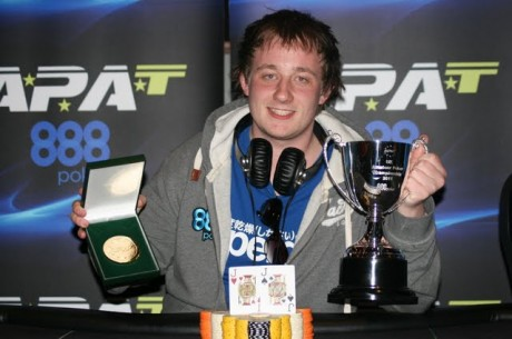 Ben Young Wins APAT UK Amateur Poker Championship