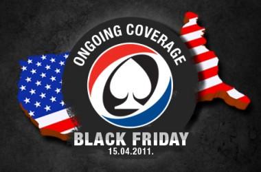 Must reede: Pokkerimängijate Alliansi reaktsioon